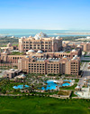 I was impressed with our accommodations and the amazingly sumptuous bath facilities, the exquisite personal amenities and the Emirate's own perfume, standing at attention on the marble counter top. �A Touch of Royalty� by Emirates Palace was designed for...