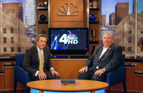 Len Berman & Barry Kay at NBC
