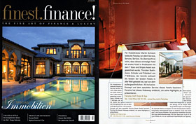 Finest Finance! Magazine - Seven Stars And Stripes